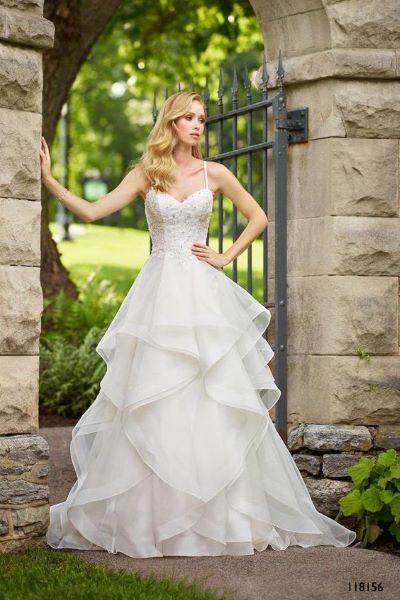 118156 mon cheri - Wedding Dress - Geraldinne Style - Sydney Hornsby jpg
