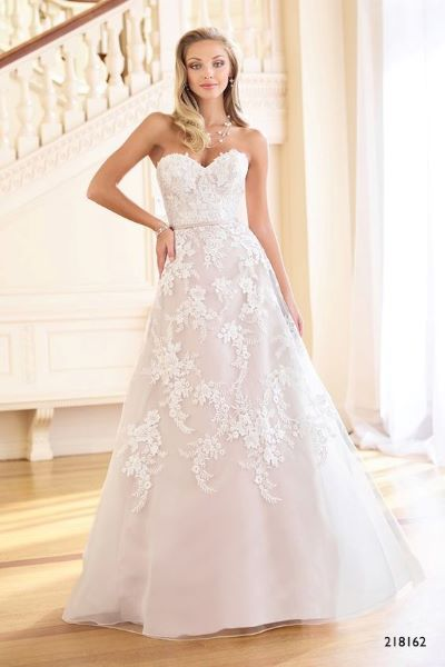 218162 enchanting by mon cheri - Wedding Dress - Geraldine Style - Sydney - Hornsby