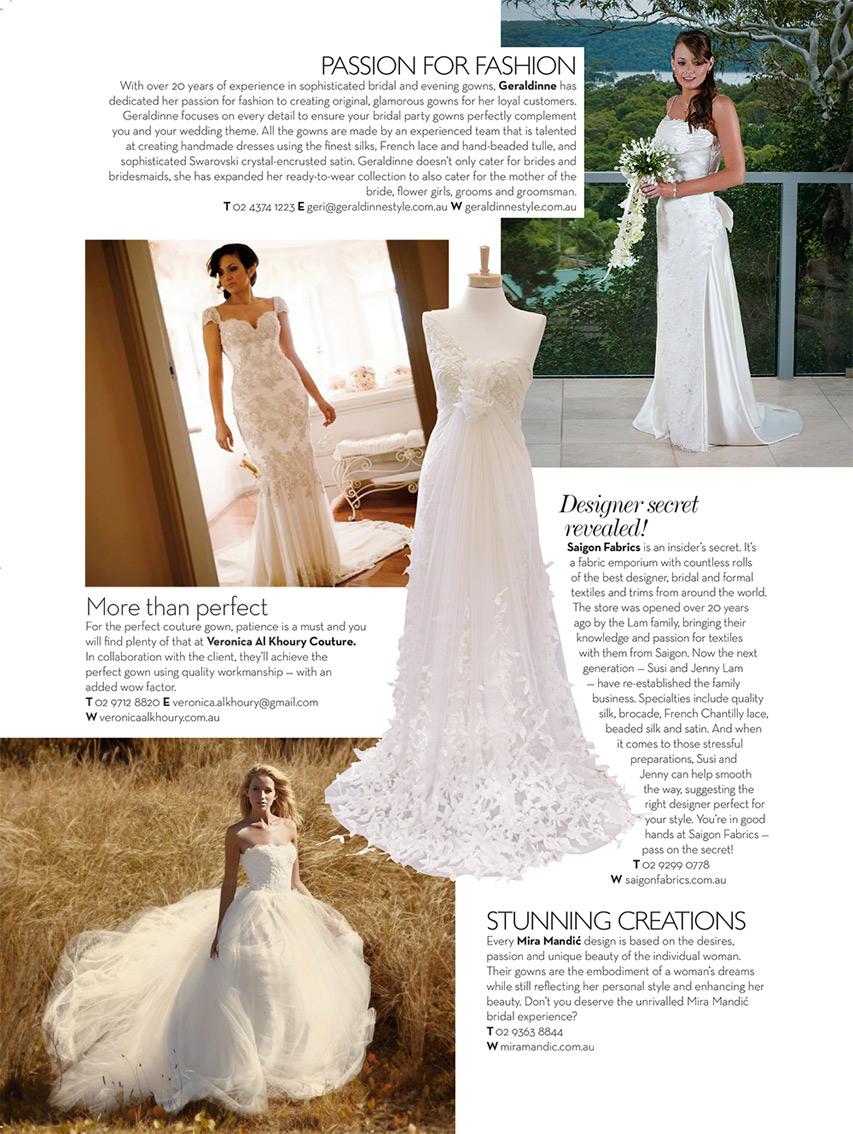 Studio Brides Vol24 No46 Editoridal